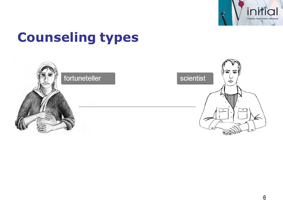types of counselling approaches This type of therapy is insight-based, meaning that the therapist attempts to provide the client with insights about their inner conflicts  there have been many .