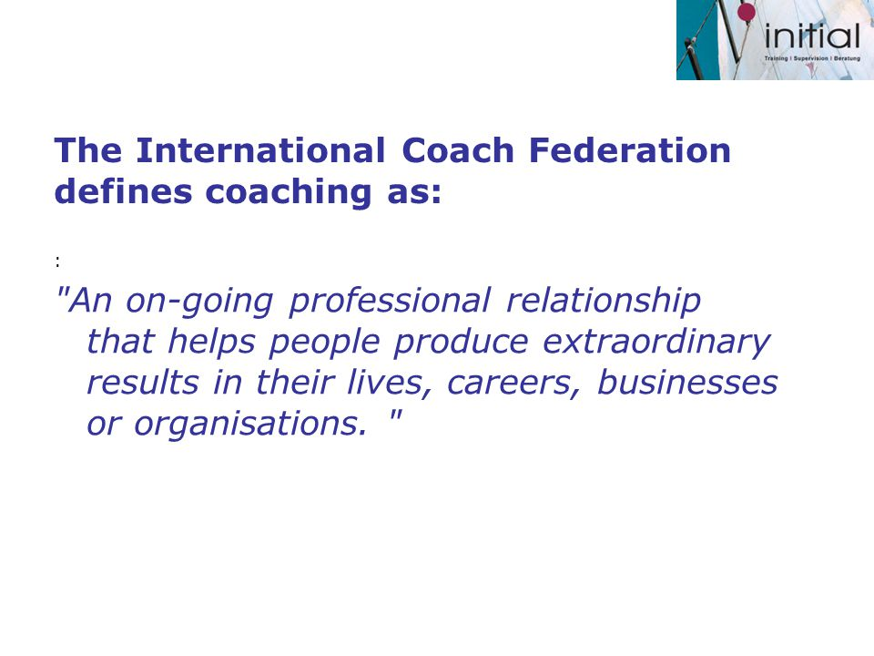 international dating coach association The international coach federation, a professional association, sent out a questionnaire to 30,000 coaches worldwide of the 6,000 respondents, 20 percent said they specialized in some kind of.