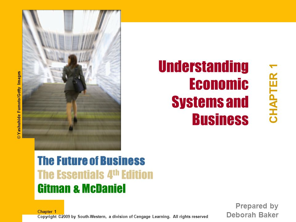 Understanding Economic Systems and Business