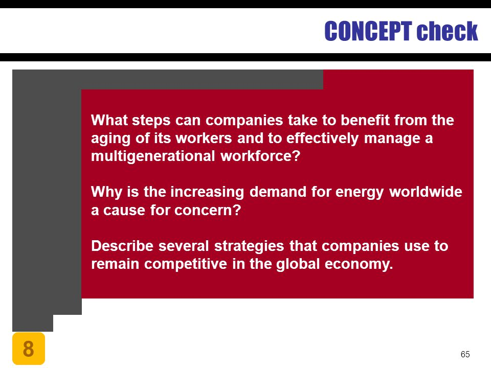 CONCEPT check Chapter 1. Understanding Economic Systems and Business.