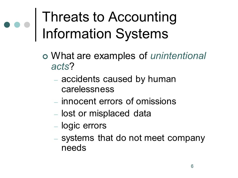 computer sabotage internal controls Safeguards, a system of internal control is not a separate and distinct system  within an organization  computer addresses can connect to the network  wireless.