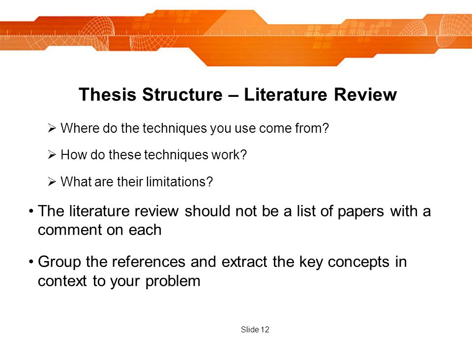 structure of a dissertation paper Reading sample works of other authors can be a good solution when don't know what to write in your dissertation.