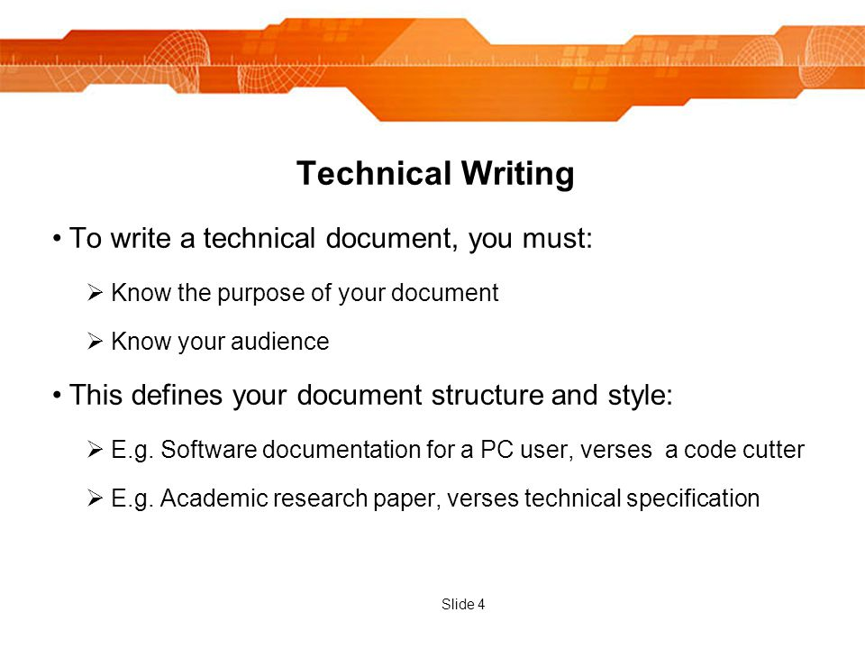 technical research paper