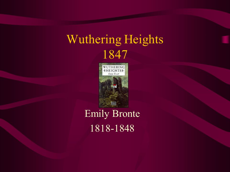 wuthering heights analysis