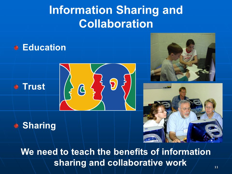 Collaborative Teaching Reaping The Benefits ~ Nato network enabled capabilities ppt video online download