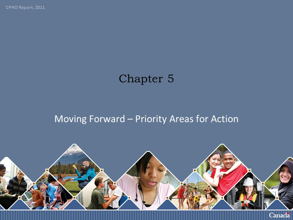 Moving Forward – Priority Areas for Action