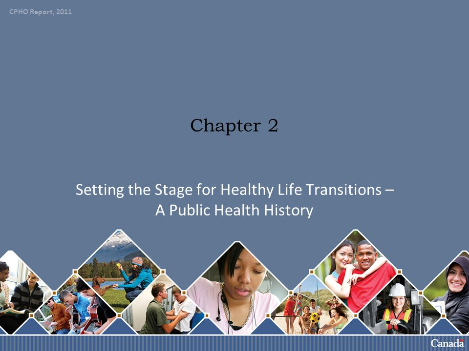 Chapter 2 Setting the Stage for Healthy Life Transitions – A Public Health History.