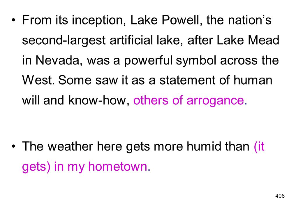 From its inception, Lake Powell, the nation's second-largest artificial lake, after Lake Mead in Nevada, was a powerful symbol across the West. Some saw it as a statement of human will and know-how, others of arrogance.