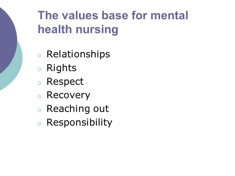 the core values in nursing practice Nursing values research papers discuss the core values and beliefs that shape the nuring practice.