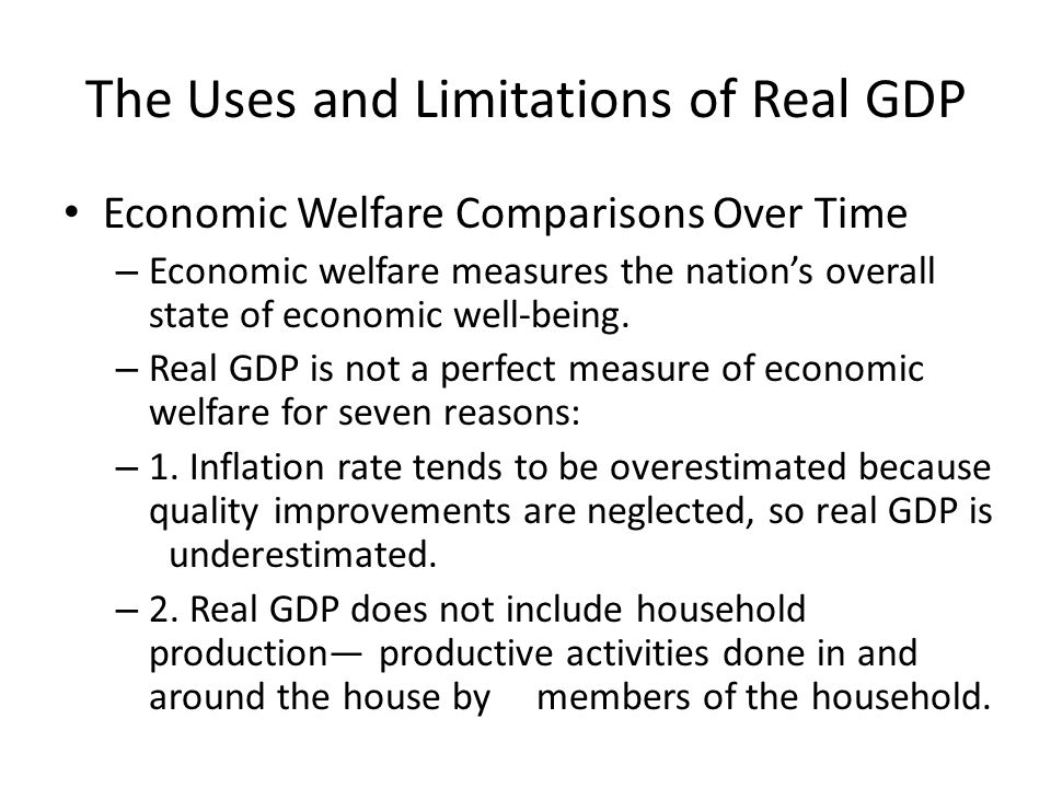 An Economic Barometer What exactly is GDP? - ppt download