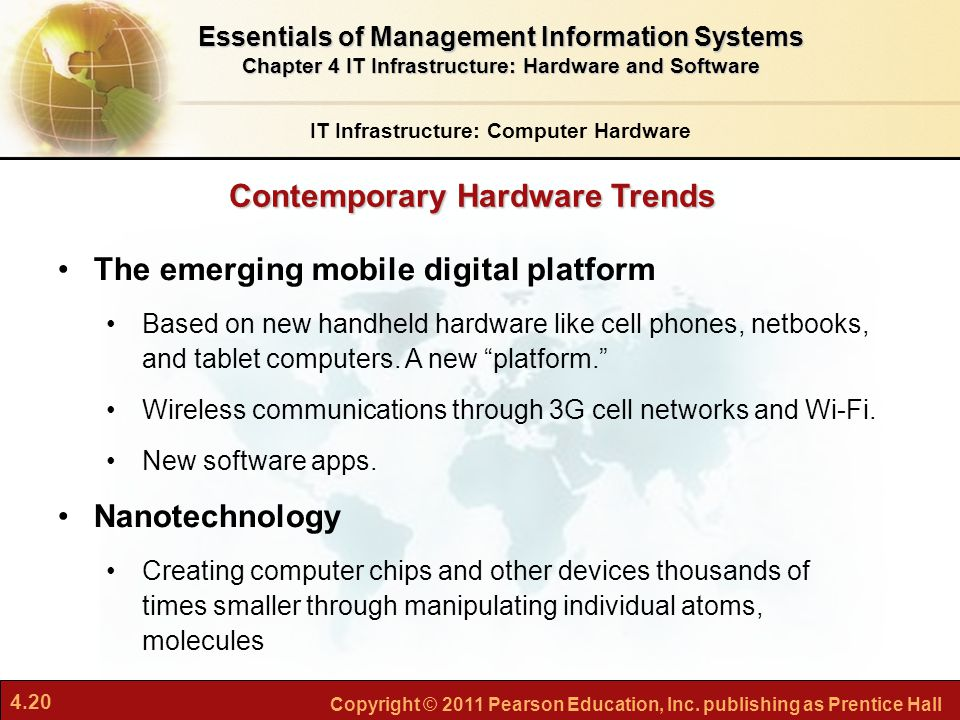the emerging mobile digital platform 2014-8-5 emerging trends in mobile and what they  according to nielsen's q1 2014 cross-platform  amount of brands' overall digital ad exposure is on mobile,.