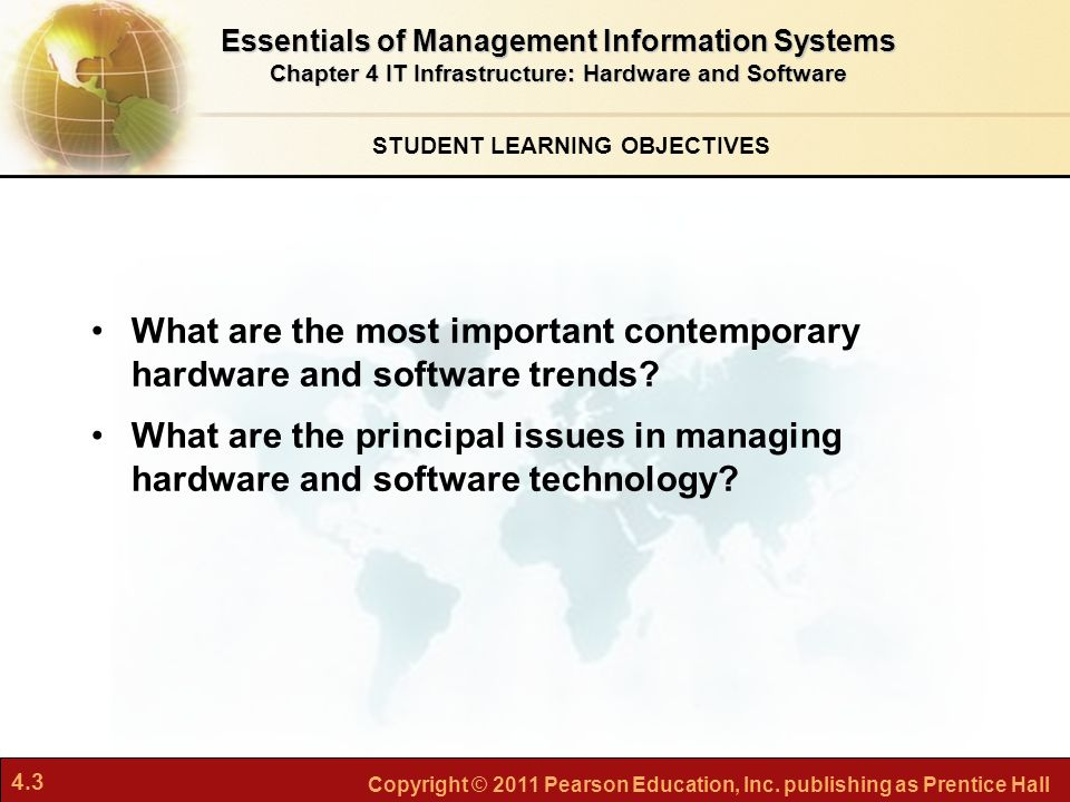 critical issues in managing information systems View critical issues ch 5 information systems and business transformation(1) from mgt 3180 at clemson chapter 5 module 5: information systems and business transformation remember agile business critical issues ch 11 managing it projects.