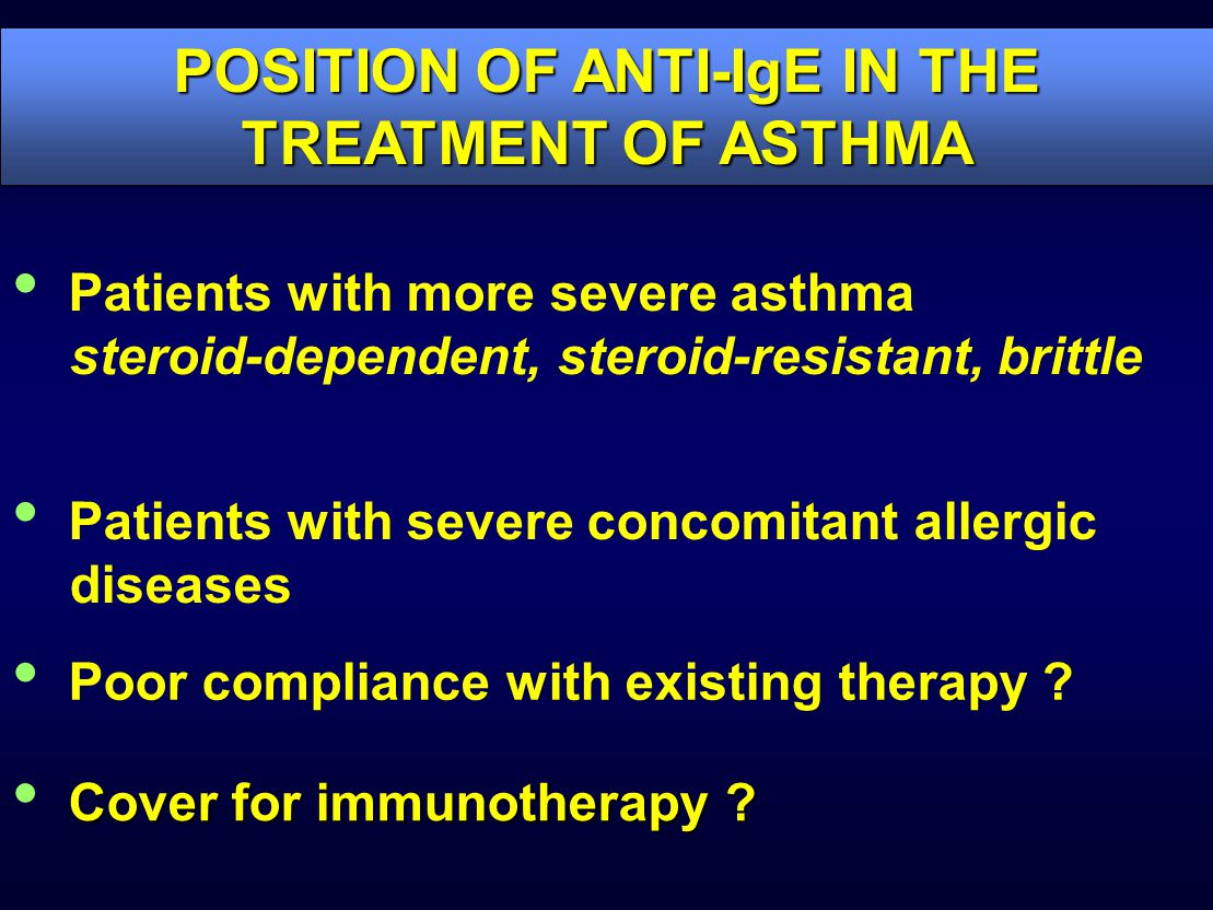 steroid resistant asthma ppt