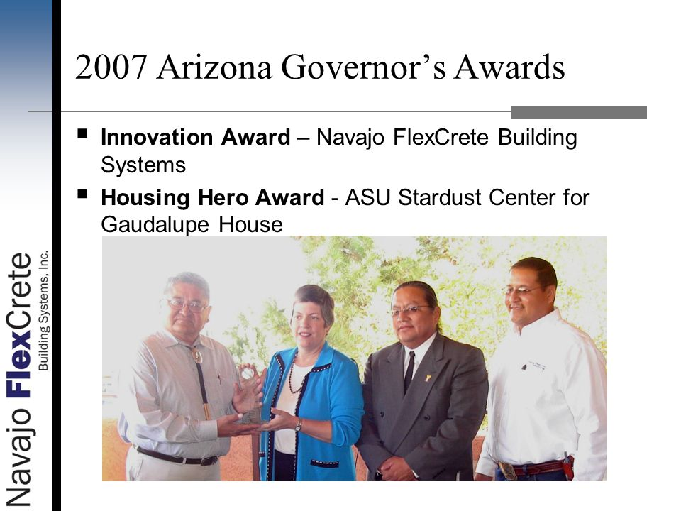 2007 Arizona Governor's Awards