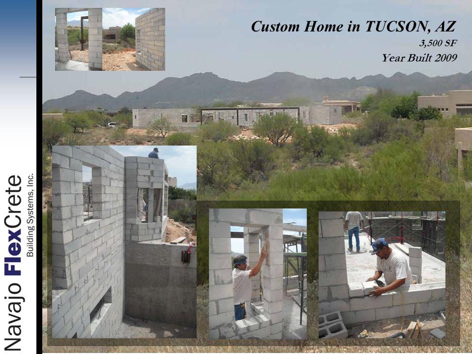 Custom Home in TUCSON, AZ