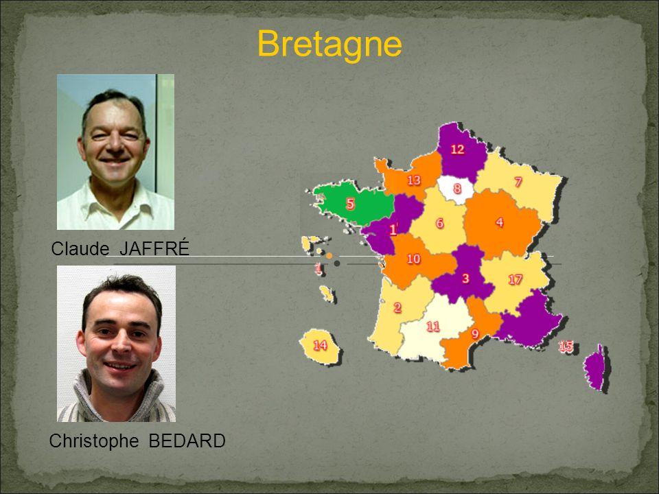 Bretagne Claude JAFFRÉ Christophe BEDARD