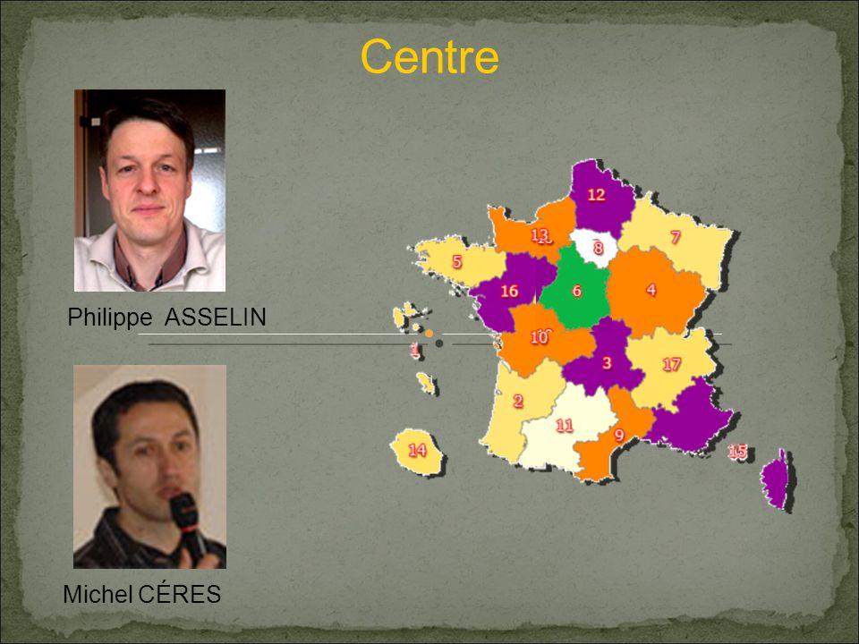 Centre Philippe ASSELIN Michel CÉRES 14