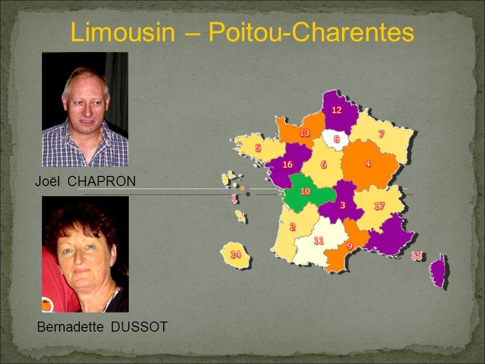 Limousin – Poitou-Charentes