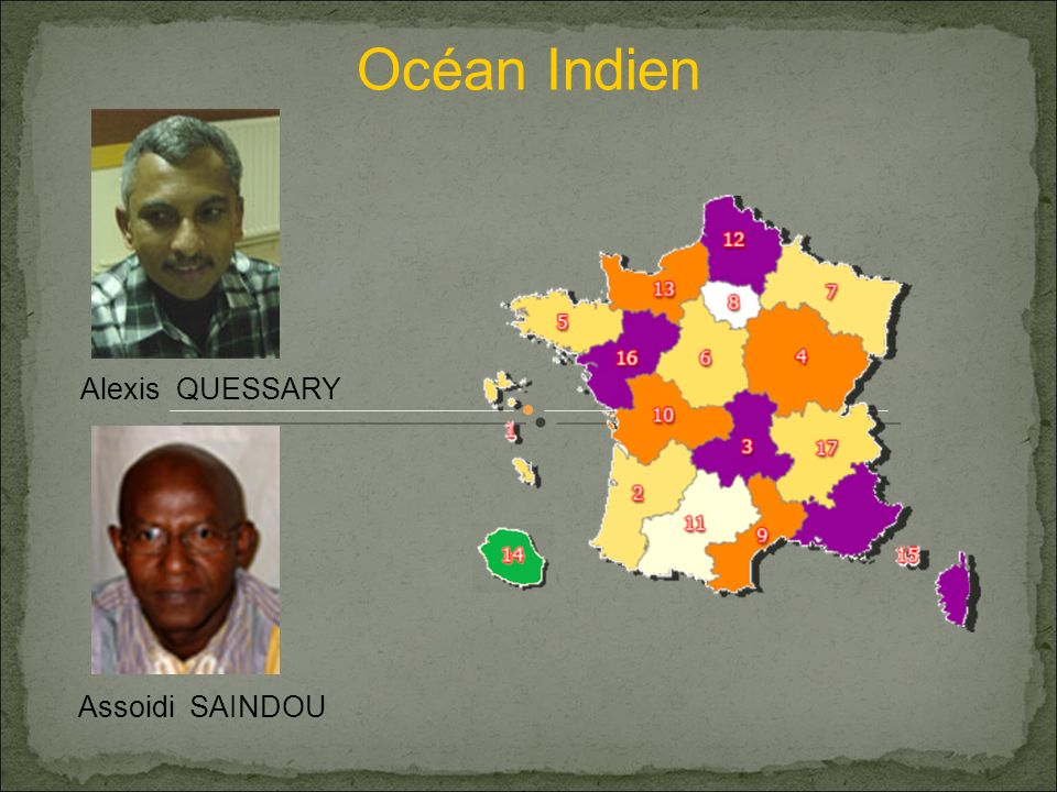 Océan Indien Alexis QUESSARY Assoidi SAINDOU