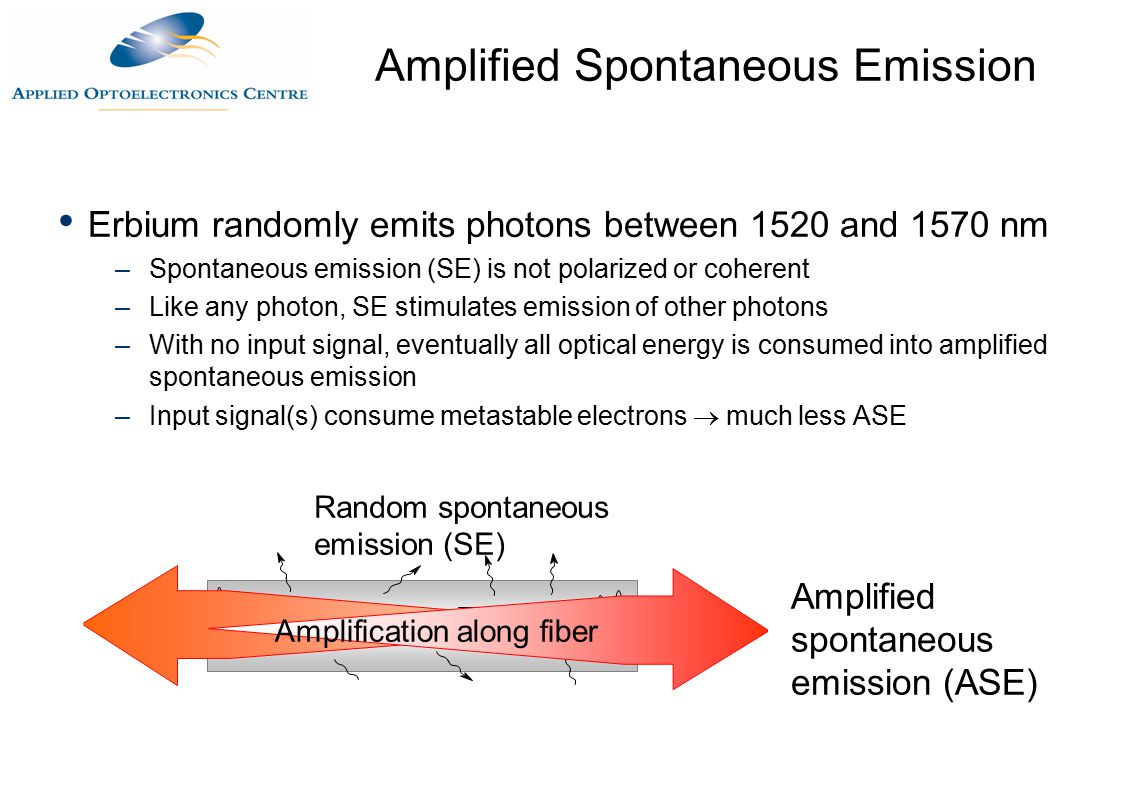 difference between spontaneous and stimulated emission pdf