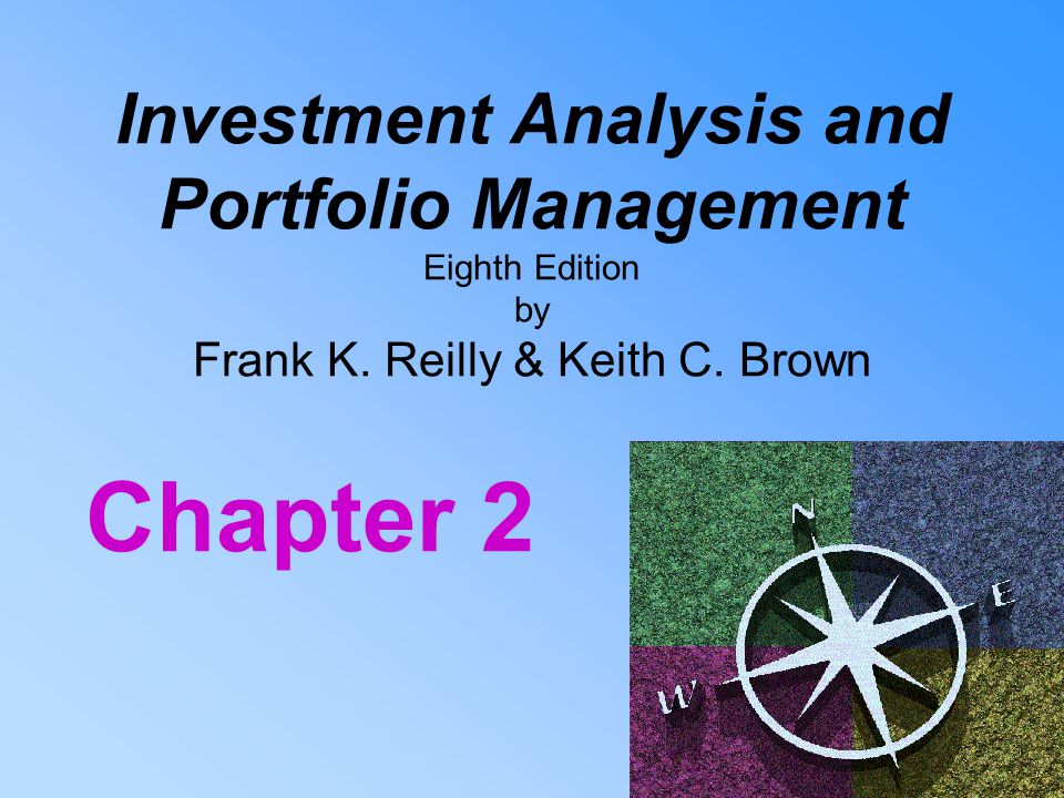 Investment Analysis And Portfolio Management Eighth Edition By