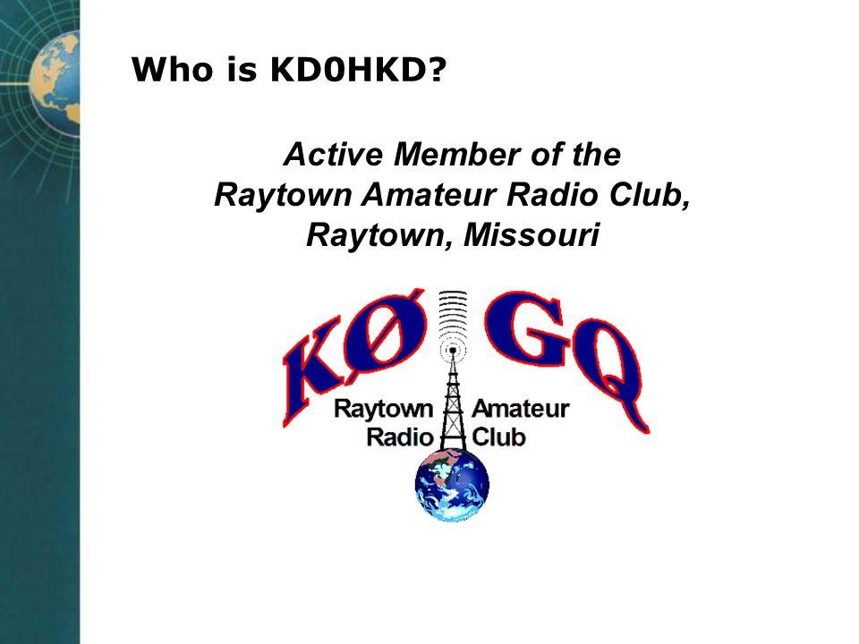 Raytown Amateur Radio Club,