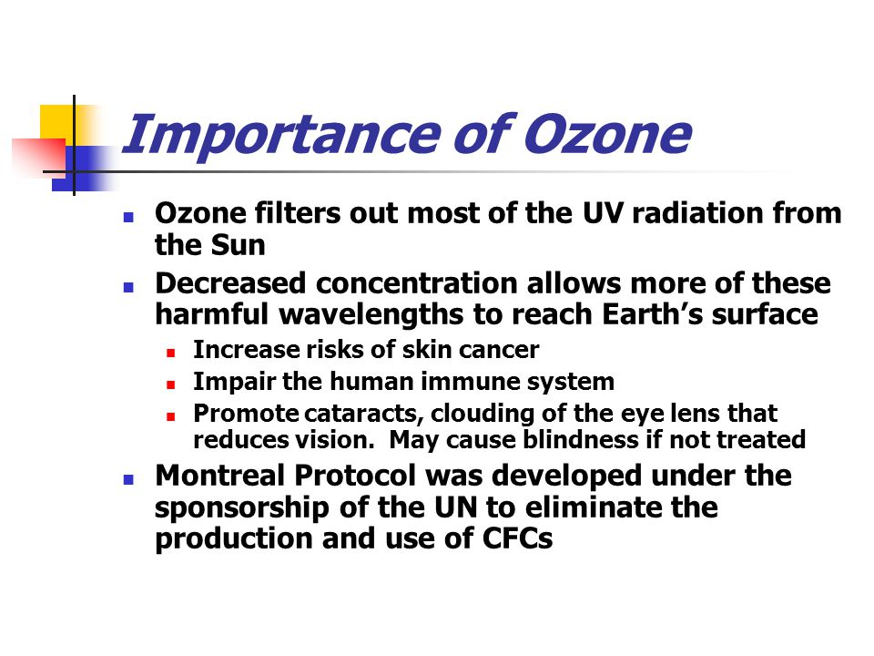 the importance of the ozone This is simply a layer in the stratosphere containing a relatively high concentration of ozone find out where the ozone layer can be found on earth.