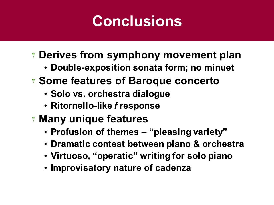 Chapter 13: Other Classical Genres - ppt video online download