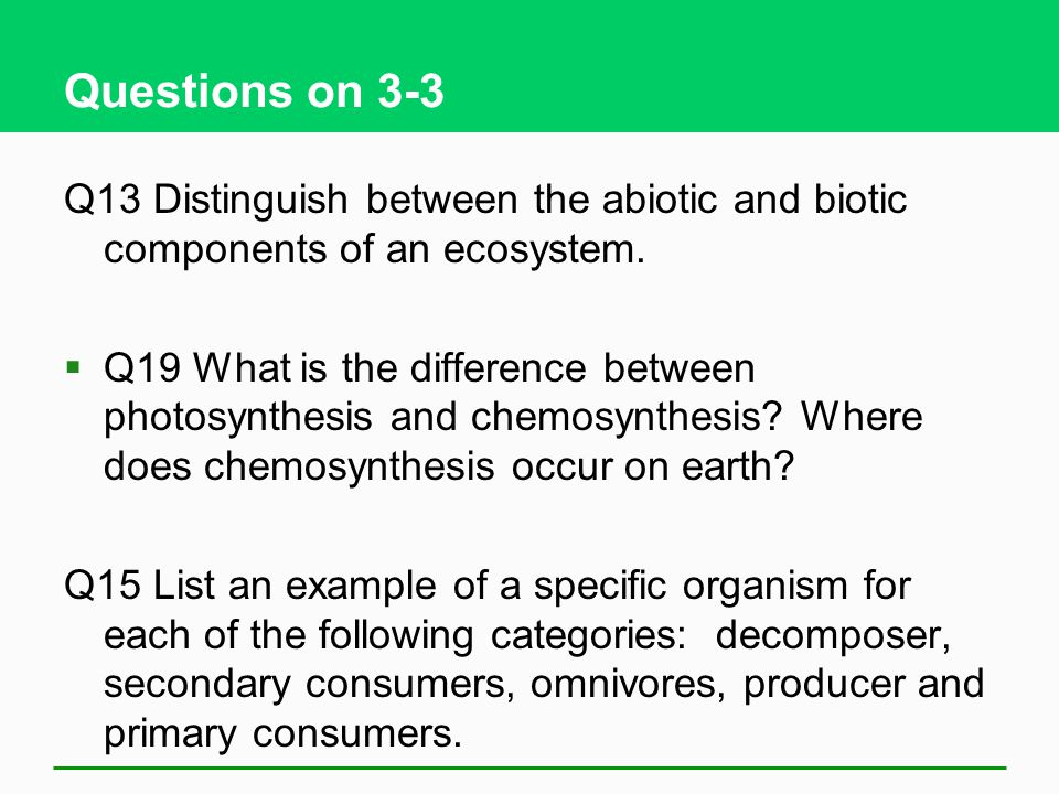 where does chemosynthesis occur Where does the process of chemosynthesis occur mithocondria, chemosynthesis is a process occurs in mithocondria it produces atp, using adp plus posphate which gives us 34 atp share to: describe the processes of photosynthesis and chemosynthesis.