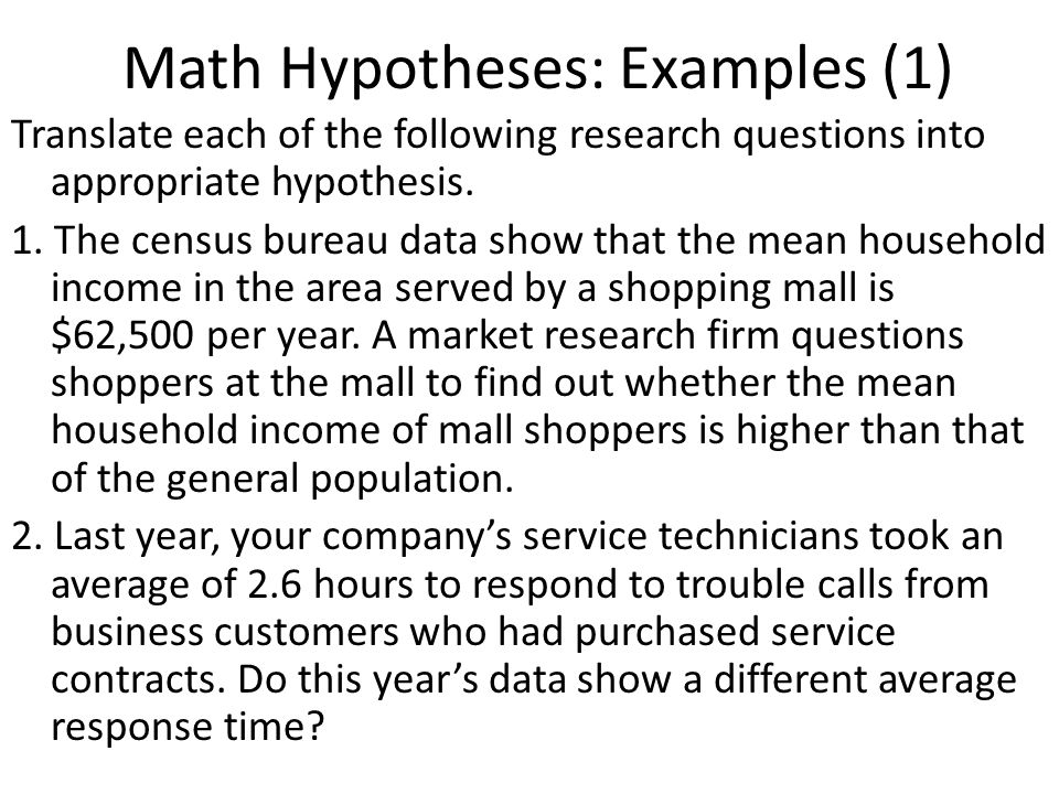 Chapter 8 Testing Statistical Hypothesis Ppt Video Online Download