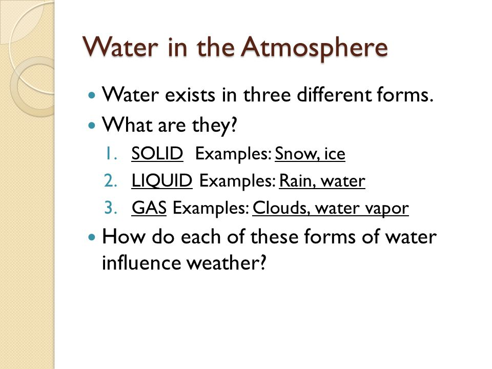 The Atmosphere Ch. 17 November 29, ppt video online download