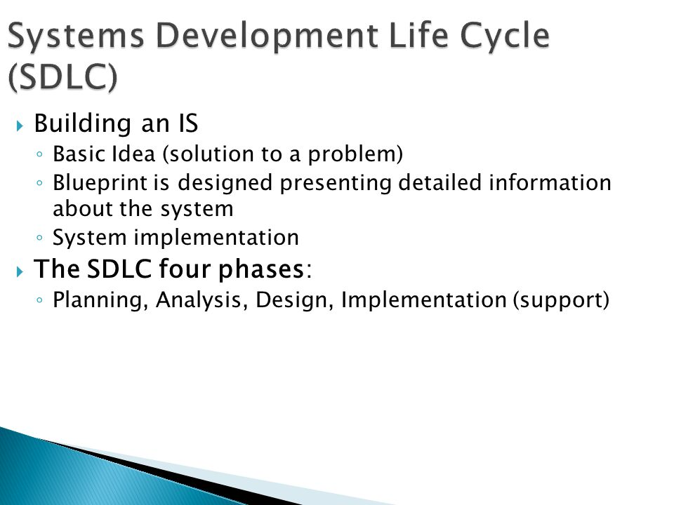 Systems development life cycle ppt video online download 2 systems development malvernweather Gallery