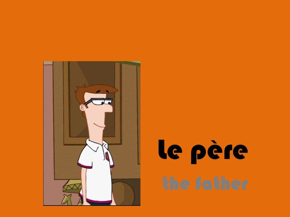 Le père the father