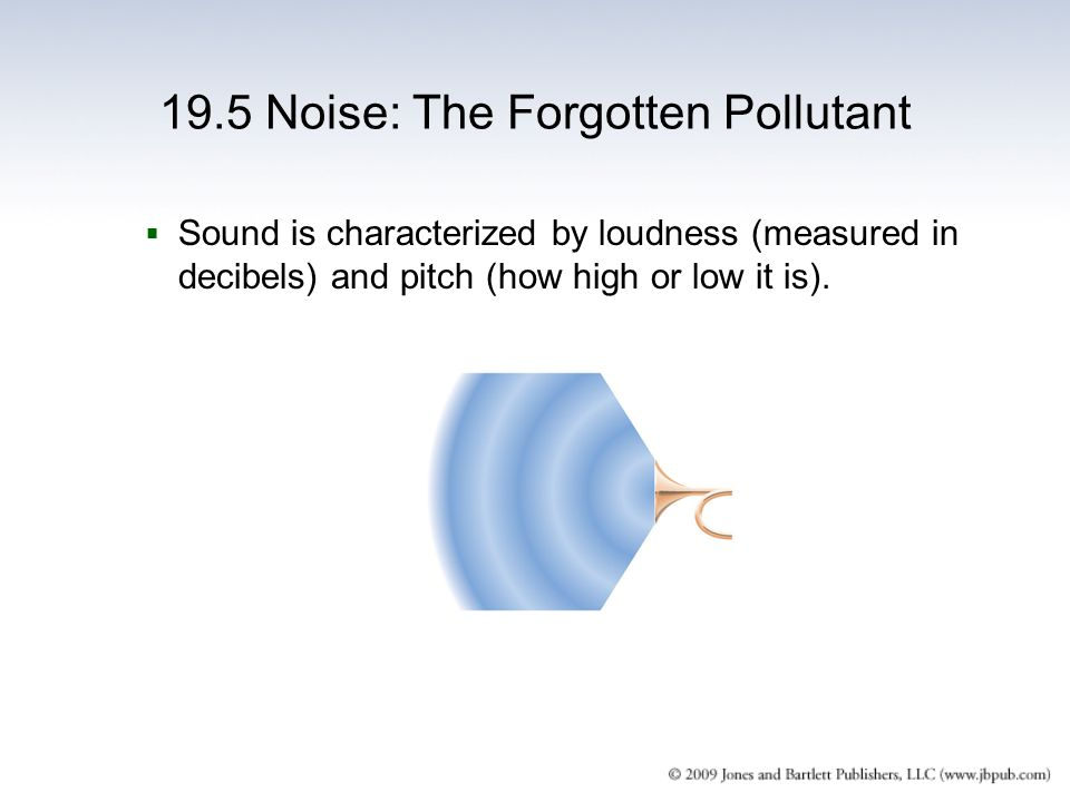 chapter 19 air pollution and noise ppt video online download. Black Bedroom Furniture Sets. Home Design Ideas