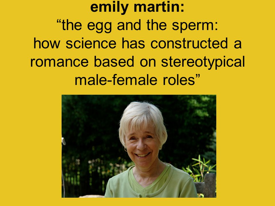 Emily martin the egg and the sperm pic