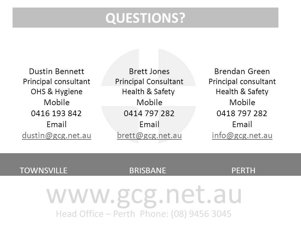 Online dating email questions in Brisbane