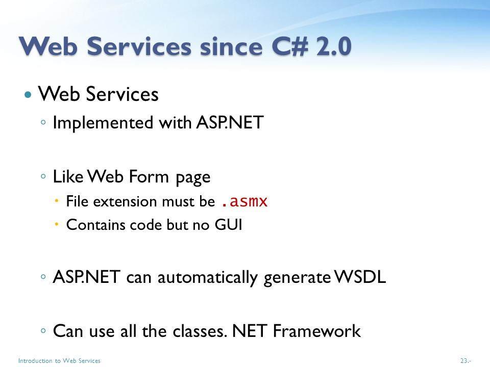Introduction to Web Services - ppt download