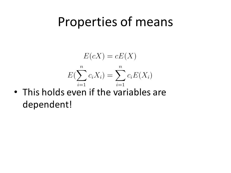 strong law of large numbers proof pdf