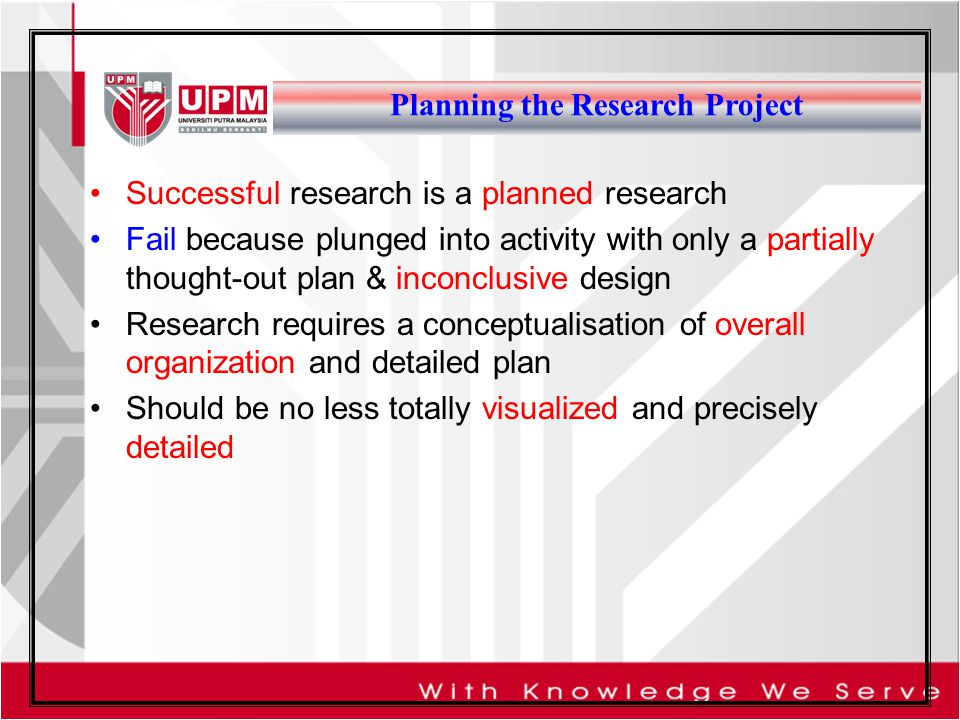 Focusing Your Research Effort Ppt Download