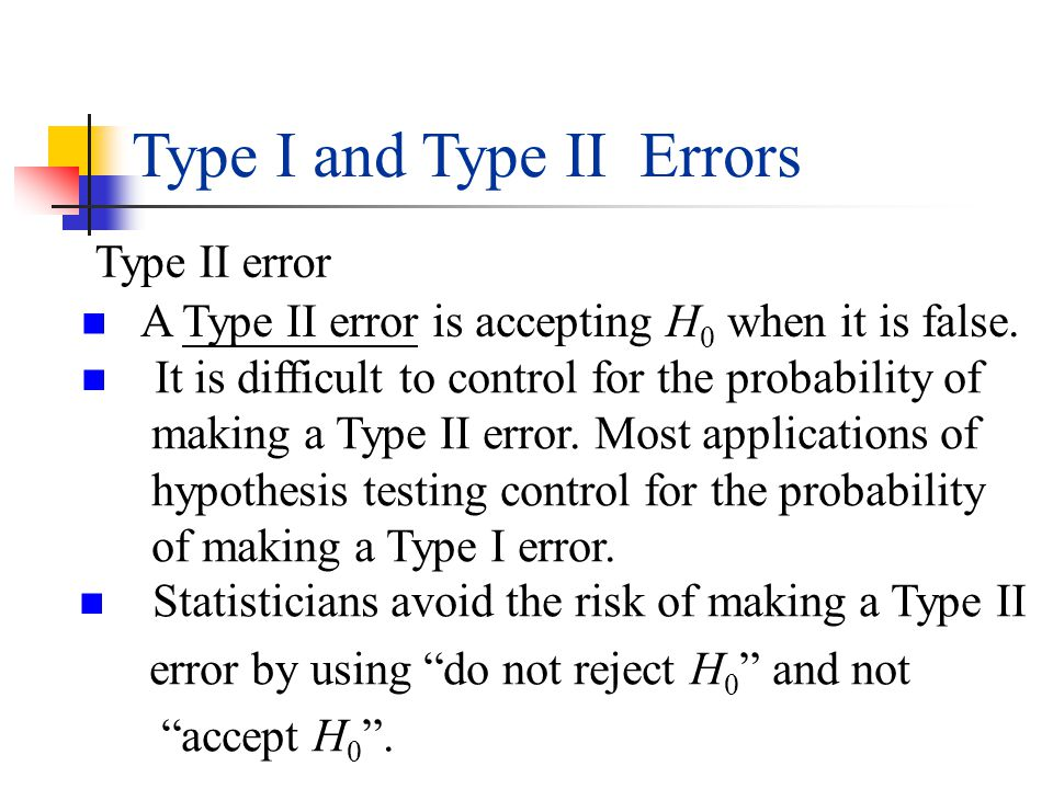 type i error and ii relationship quiz