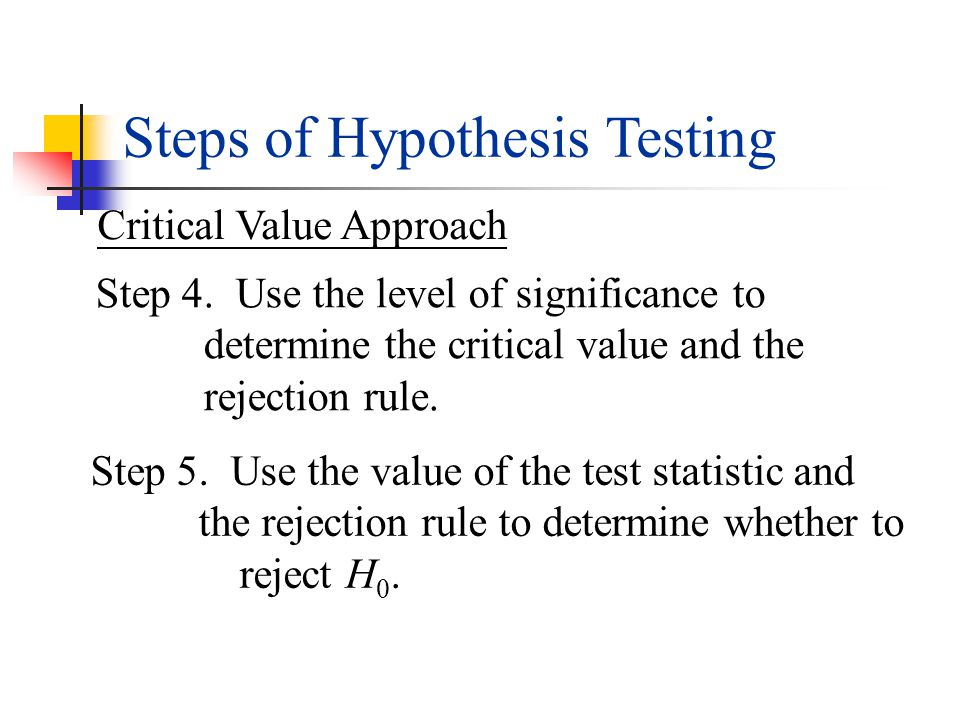 statistics and significance level How to choose an appropriate statistical significance level many people have.