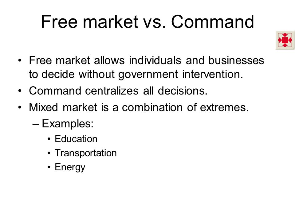 free markets why governments intervene A summary of government intervention with markets in 's equilibrium learn exactly what happened in this chapter, scene, or section of equilibrium and what it means perfect for acing essays, tests, and quizzes, as well as for writing lesson plans.
