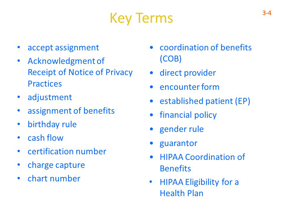 hipaa assignment 2 hipaa privacy notice the department of health and human services, office of civil rights, under the public law 104-191, (the health insurance portability and.