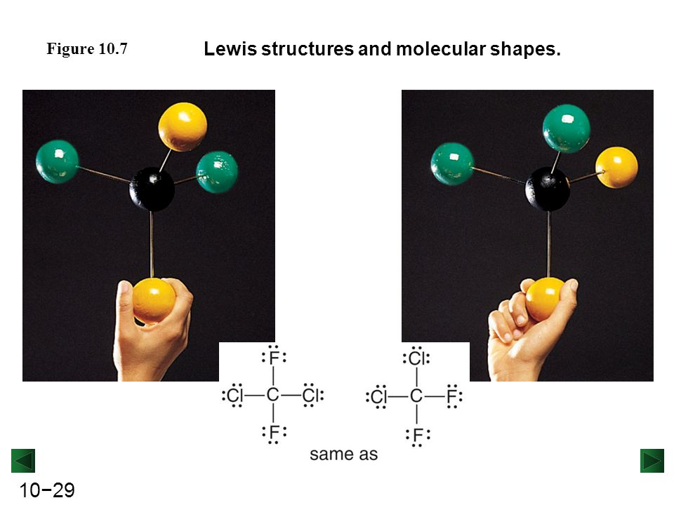 Chapter 10 분자의 모양 The Shapes of Molecules. - ppt video ...  Chapter 10 분�...