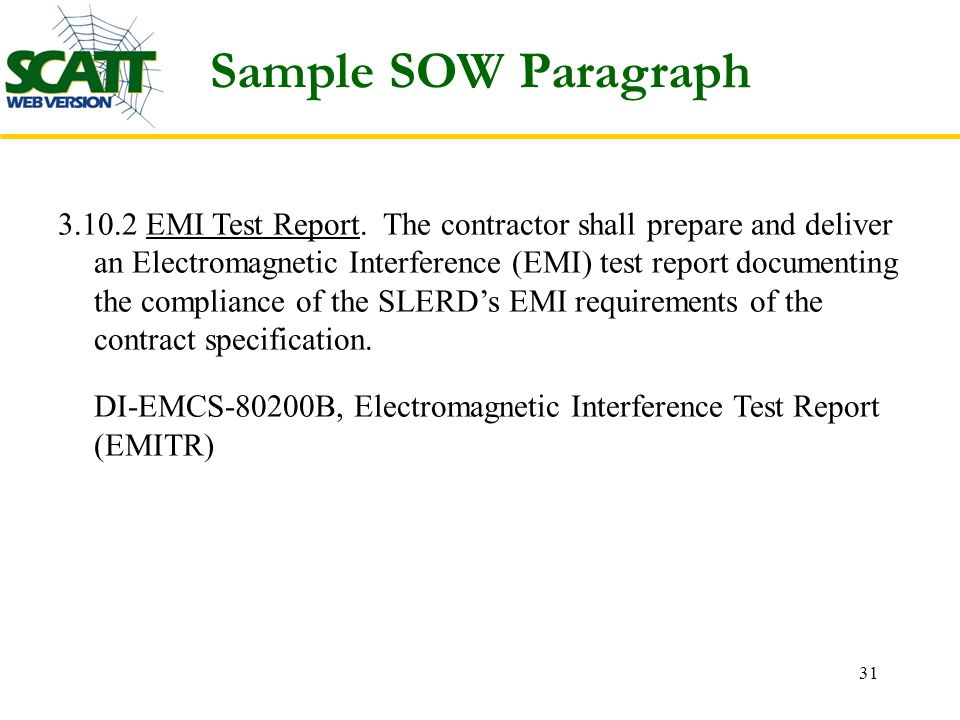 sample sow