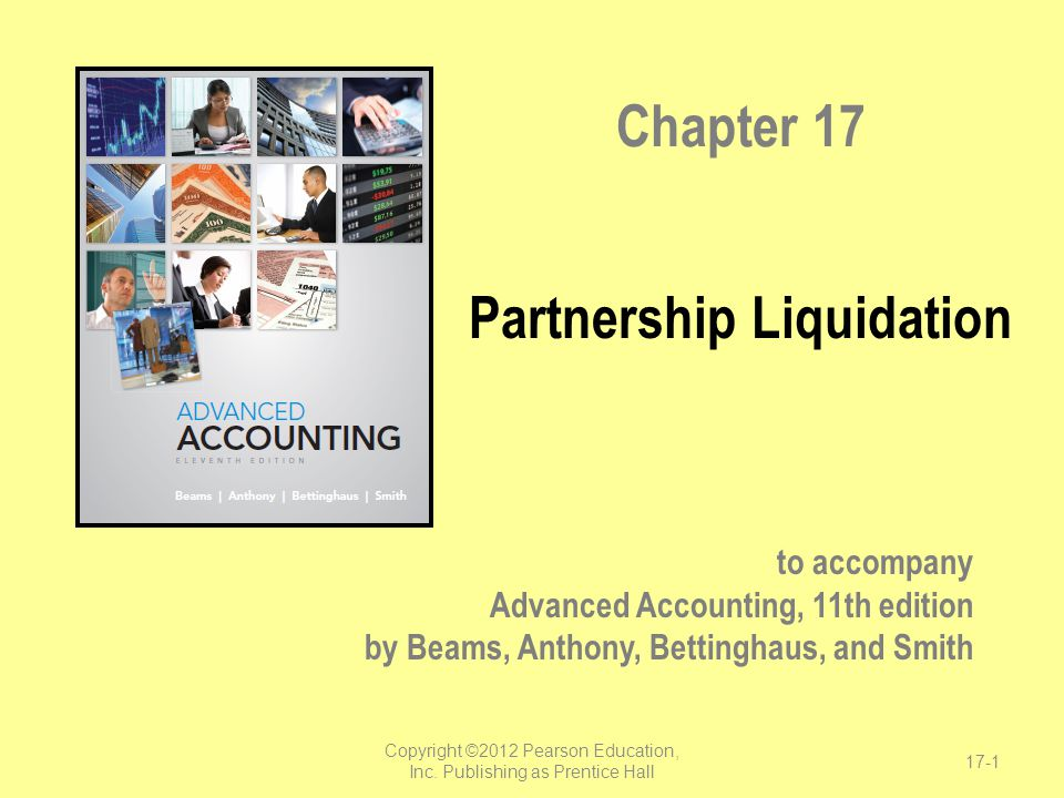 advance accounting chapter 17 Welcome to the web site for advanced accounting, 5th edition by debra c jeter a list of resources available for that particular chapter will be provided.