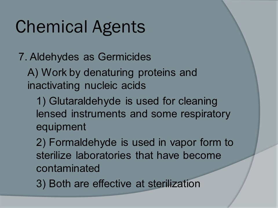 Physical and Chemical Control of Microbes - ppt video online download