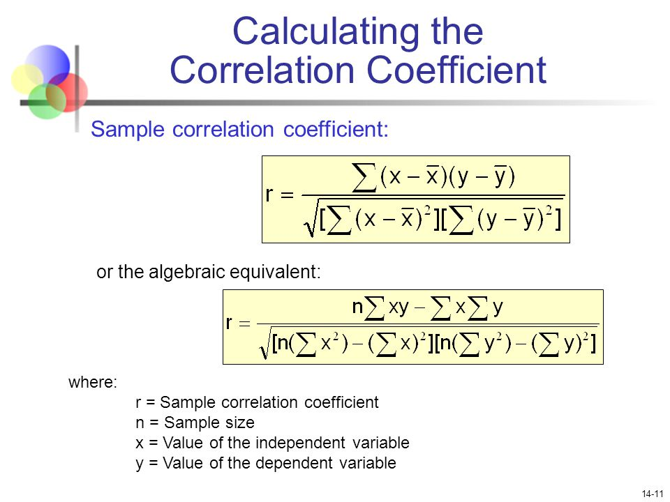 calculating correlation values for categorical data Quantitative analysis inferential statistics spearman's coefficient of rank correlation to calculate, and can be used for any data that (categorical) data.