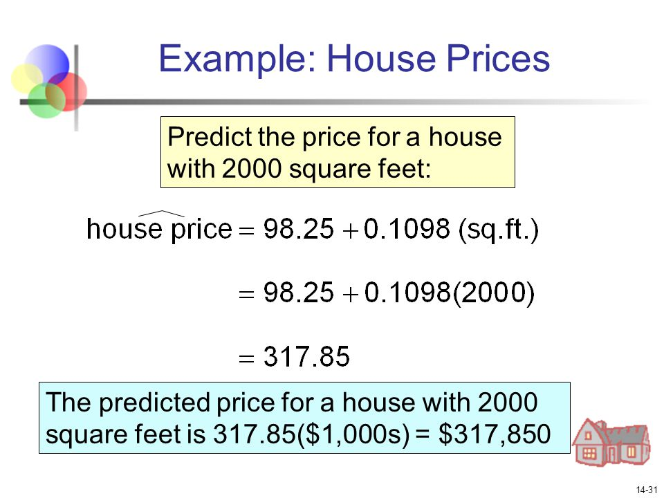 Chapter 14 Introduction To Linear Regression And