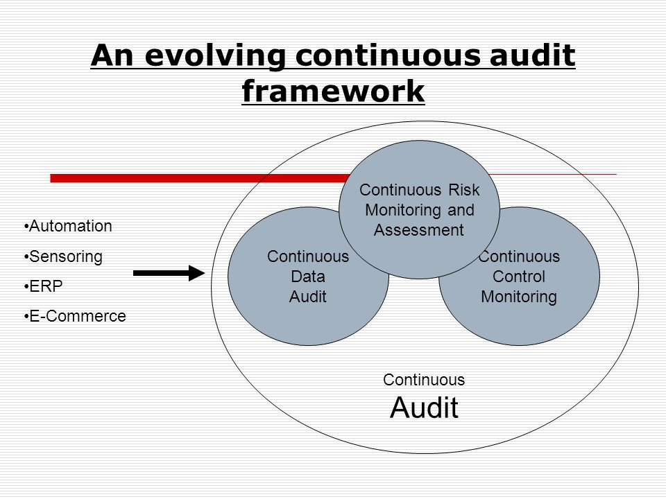 Continuous Audit At Insurance Companies Ppt Video Online
